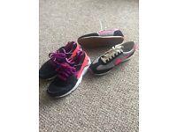 Nike hurrache classic girls Nike size 5