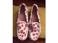 Boden shoes - size 3 (New - never worn) £10 per pair
