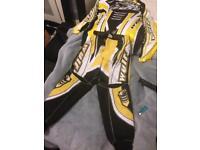 Motocross suit WULFSPORT