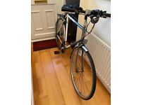 Gents Raleigh pioneer action sport bike 10 speed