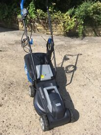 Electric Lawn Mower - MacAllister good condition