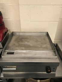 Large lincat grill griddle cafe resurant hotels pubs catering commercial pizza kebab takeway