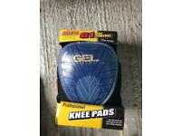 Brand new knee pads G1 Gel swivel New and boxed