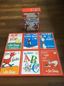 Dr Seuss's Classic Collection 6 books