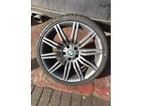 BMW 172 SPIDER ALLOY 19 INCH 9.5J (REAR)