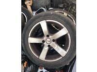 "16"" alloy wheels Citroen Peugeot"
