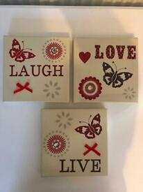 Live, Love and Laugh pictures