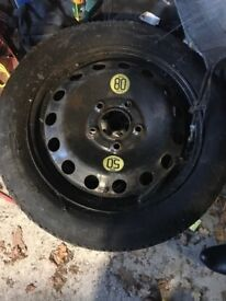 space saver wheel for bmw z3