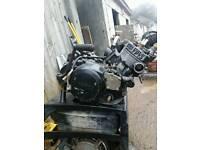 Yamaha rd350 ypvs 31k engine