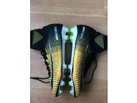 Nike Superfly Orange *Size 7*