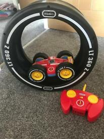 Little Tikes Tyre Twister R/C car toy