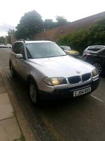 Bmw X3 2004 2 owners from new 69k miles