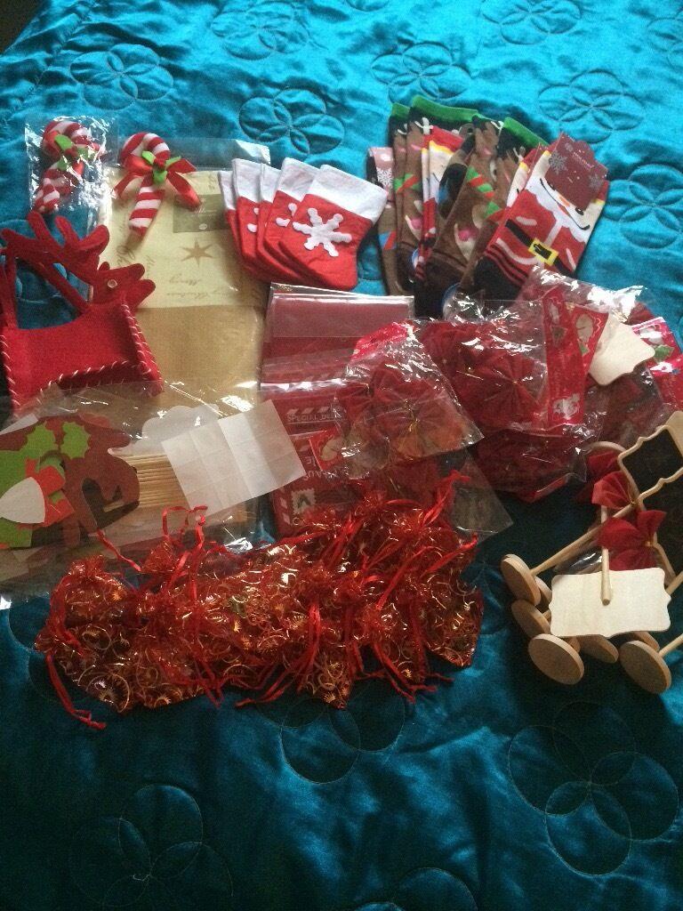 Mixed Christmas stock