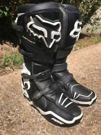 Fox instinct boots worn a handful of times. No swaps!