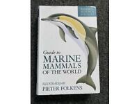 Book (Guide to Marine Mammals)