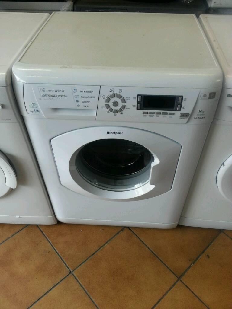 Washing machine Hotpoint