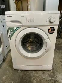 Montpellier White Colour Freestanding Washing Machine With Free Delivery 🚚