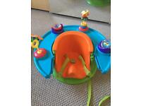 Summer infant 3 in 1 seat