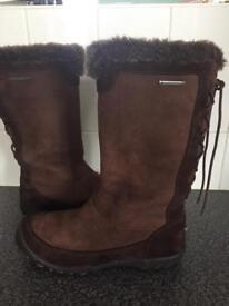 Womans berghaus winter boots
