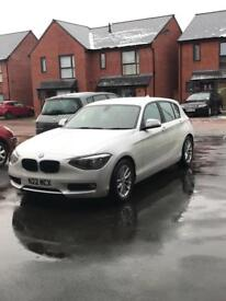 BMW 1.16d 2014 plate excellent condition