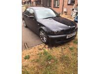 2004 bmw 320d msport 6speed manual 154k 9months mot drive away quick sale £800!!