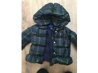 Ralph Lauren size 18month girls coat