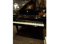 Yamaha C5 Grand Piano Black Polyester Gloss