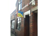 ***LET BY***3 BEDROOM MID-TERRACE-LEEK NEW ROAD-HANLEY-LOW RENT-NO DEPOSIT-DSS ACCEPTED