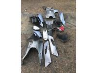 Honda dylan and sh parts / panels