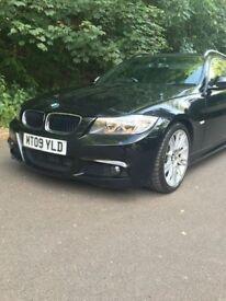 BMW 320d touring m sport plus