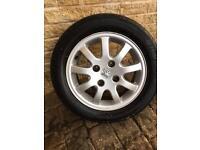 Peugeot 206 14 inch Alloy Wheel