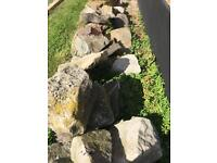 Rocks - Ideal For Garden Rockery