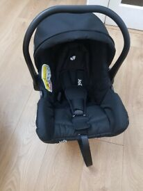 Joie car seat *Used only once!!!*
