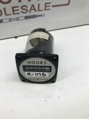 General Electric 50-240611aaad1 6digit 2.5w 120v 2-516 Watt-hour Meter Counter