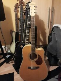 Freshman Solid Cedar Top Acoustic