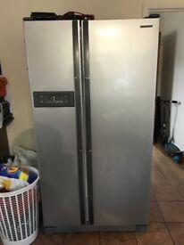 Samsung American fridge frezzer