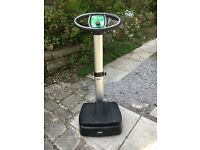 Body System Fitness Vibration Plate Trainer