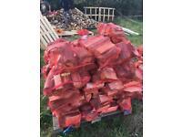 Seasoned Logs / Firewood Net - £4 each