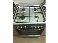 Duel fuel cooker for sale. Less than 6 months old