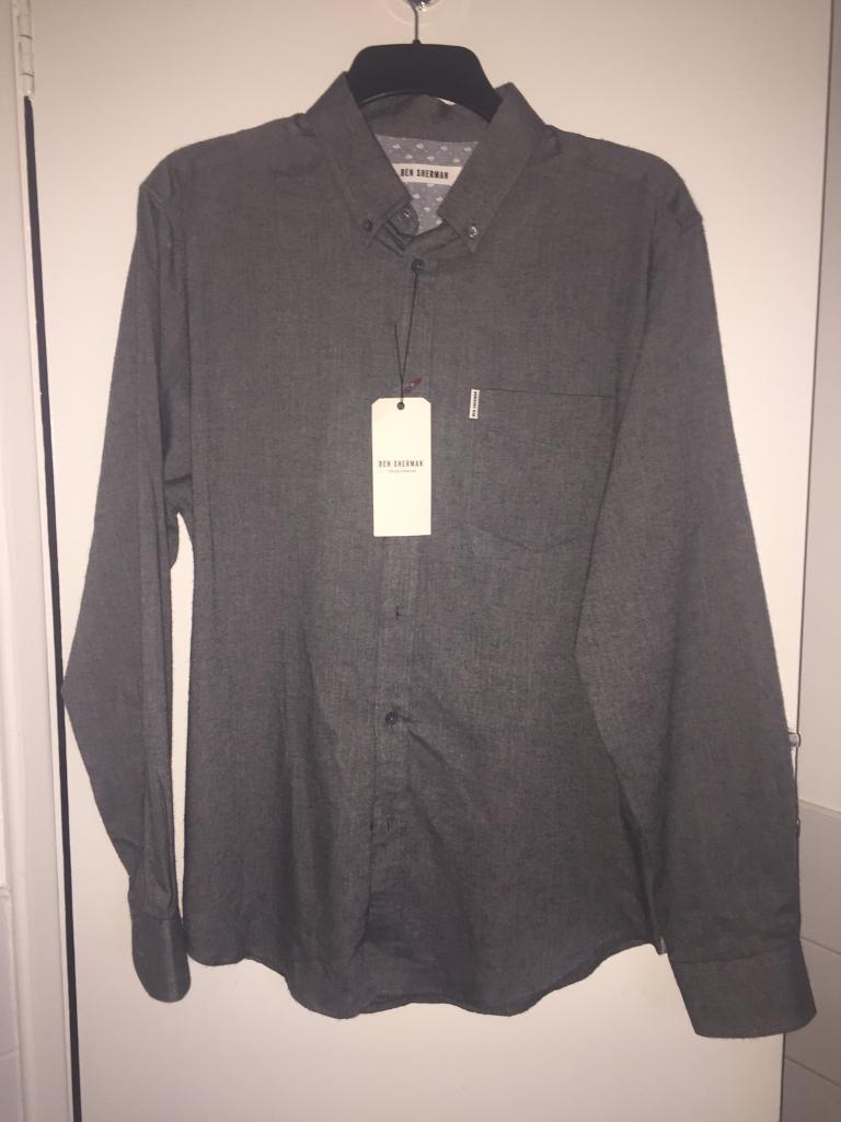 Large Ben Sherman shirt new