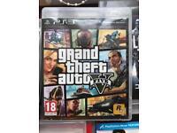 Grand Theft Auto 5 GTAV PS3 PlayStation
