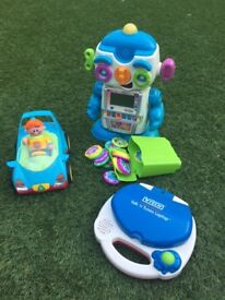 Vtech and Early Learning Bundle of toys £20 for everything