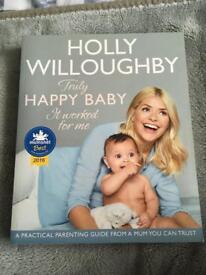 Holly willoughyby happy baby book