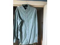 Ralph Lauren tuck in shirt medium