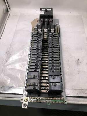 Square D Nqom442m225gsah 225a 42-slot Panelboardbreaker Boxload Center