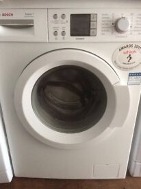 Bosch Exxcel 7kg washing machine (delivery available)