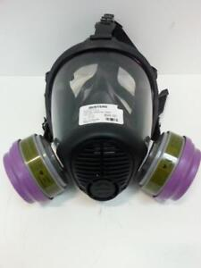 Sperian Face Respirator Mask. We Sell Used Tools. (#51149) JE724467