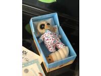 Baby meerkat toy Alexander