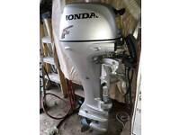 Honda 10hp Long Shaft Outboard motor