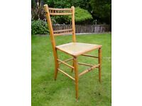 Bedroom / dining chair chair